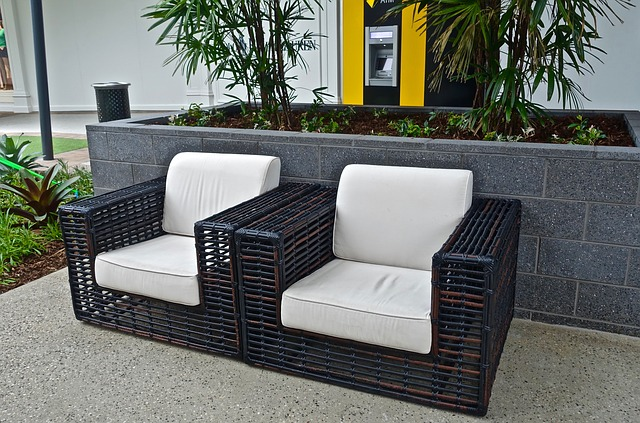 Outdoor Chair Cushion (Lounge Chair)