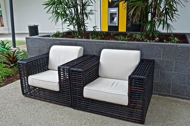 Outdoor Chair Cushion (Lounge Chair)